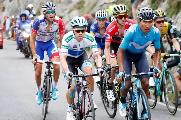 Vuelta a Espana 2018: Pinot và uy danh của người Pháp ảnh 2