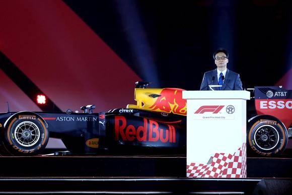 Đua xe F1 đến Việt Nam: Cơ hội gặp Hamilton, Vettel rất gần ảnh 4