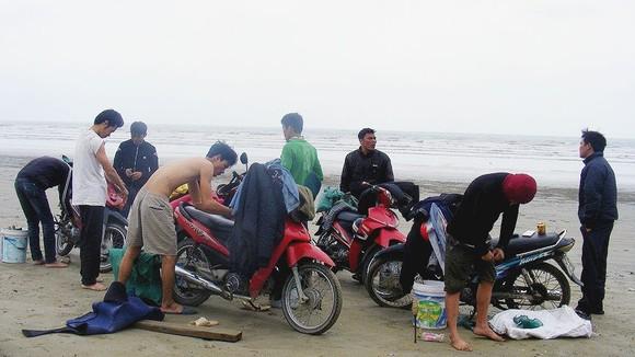 Kỳ thú nghề săn rum biển ảnh 1