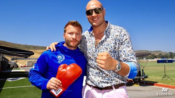"""Quyền Anh: Không tranh danh hiệu với Schwarz cuối tuần này, Fury """"giận dữ"""" vẫn có thể có đai WBO ảnh 3"""