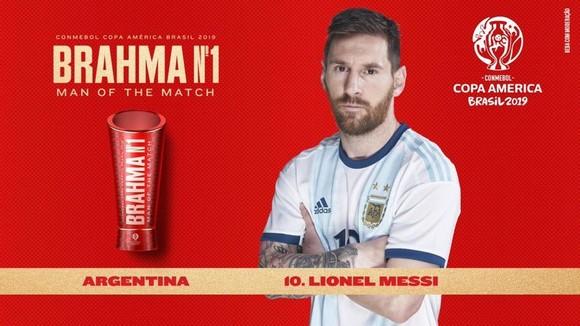 """Argentina xếp nhì bảng B: Nhờ Martinez và Aguero """"giải cứu"""", Messi muốn """"được ăn cả, ngã về không"""" ảnh 1"""