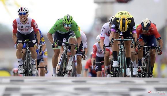 Tour de France: Chiến thắng giải tỏa của Groenwegen ảnh 2