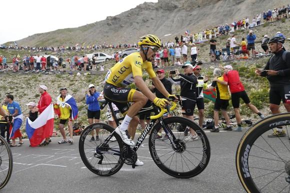 Tour de France: Người Colombia tấn công! ảnh 5