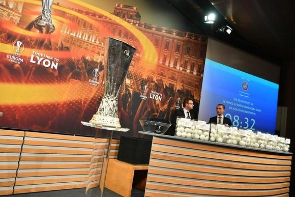 Bốc thăm Europa League: Arsenal mừng rơn khi bốc trúng Ostersunds ảnh 1