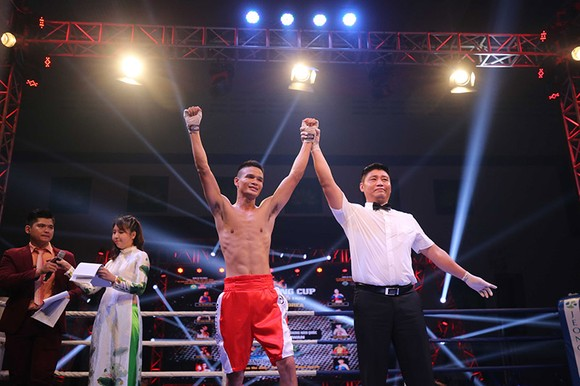 Việt Nam sẽ có võ sĩ Boxing chuyên nghiệp trong tương lai ảnh 1