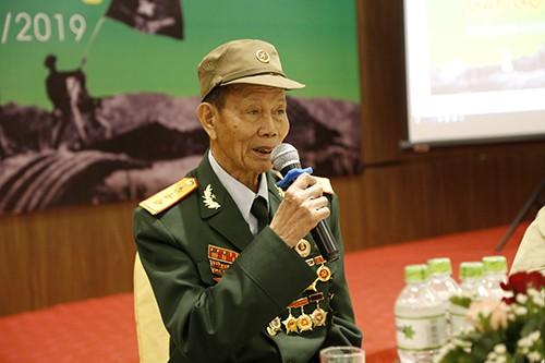 Gặp gỡ cựu chiến binh tham gia chiến dịch Điện Biên Phủ ảnh 1