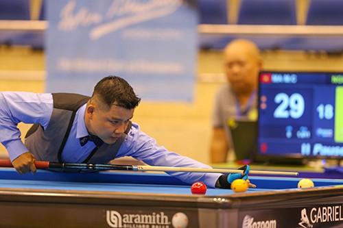 World Cup Billiards 3 băng TPHCM 2019: Việt Nam chỉ còn hai cơ thủ vào vòng 1/8 ảnh 1