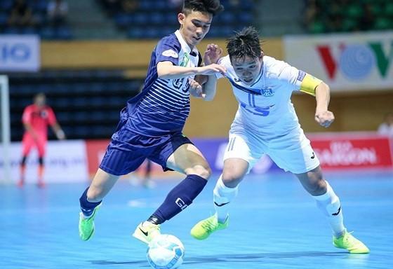 Giải futsal VĐQG 2019 sẽ có sự tham dự của 13 đội