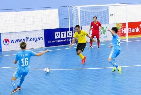 Giải futsal VĐQG 2019: Thái Sơn Bắc bị Đà Nẵng cầm hoà ảnh 1