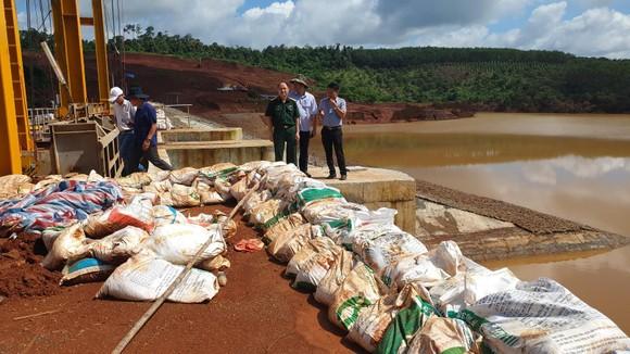 Thủy điện Đắk Kar chưa hoàn thiện đã vận hành chạy thử ảnh 2