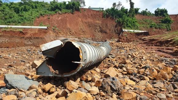 Thủy điện Đắk Kar chưa hoàn thiện đã vận hành chạy thử ảnh 3