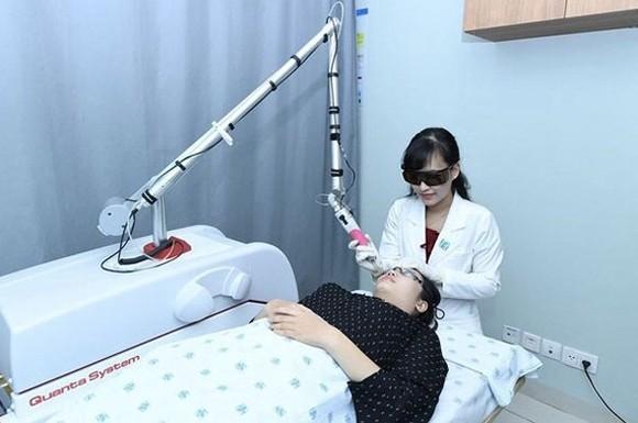 Ra mắt Khoa Da liễu – Thẩm mỹ da của Bệnh viện Đại học Y dược TPHCM ảnh 1