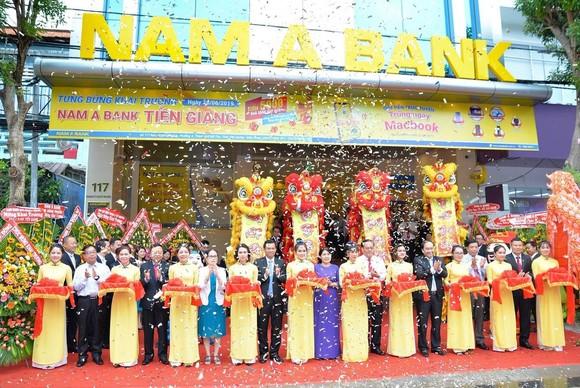 6 tháng đầu năm, Nam A Bank vượt nhiều chỉ tiêu kinh doanh ảnh 1