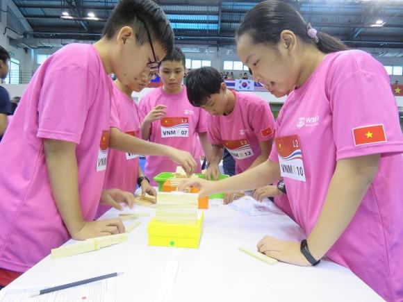 12 học sinh đoạt giải cuộc thi toán học WMO 2019 tại Thái Lan ảnh 1