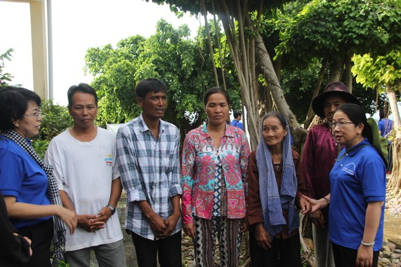 TPHCM xây tặng nhiều công trình dân sinh trên Hòn Đốc    ảnh 2