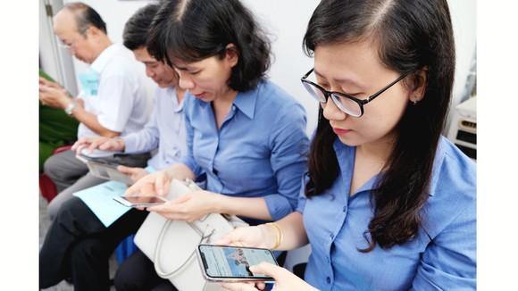 Quận 3 và Huyện Hóc Môn ứng dụng công nghệ thông tin trong quản lý hành chính ảnh 1