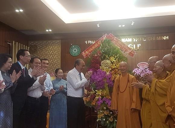 Phát huy truyền thống hộ quốc an dân của Phật giáo Việt Nam ảnh 4
