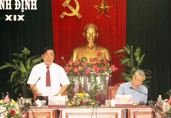 Bình Định tiếp tục kiến nghị Trung ương sớm chi phối và kiểm soát cảng Quy Nhơn ảnh 4