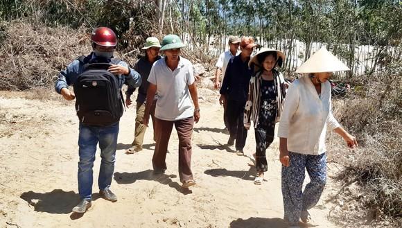 Vụ 'đất tặc' lộng hành đào phá núi Mò O: Chính quyền có 'giơ cao đánh khẽ'? ảnh 5