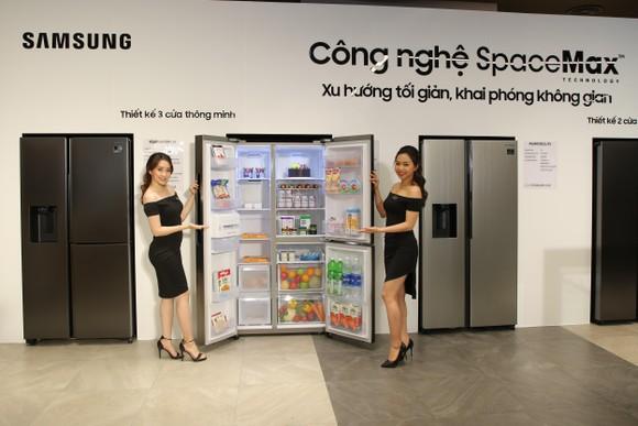 Tủ lạnh Samsung Side by Side RS5000, chuẩn mực mới của gian bếp hiện đại