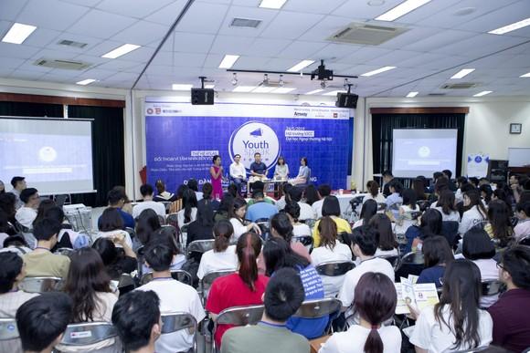 Amway Việt Nam đồng hành cùng Diễn Đàn Tiếng Nói Trẻ Youthspeak 2019  ảnh 1