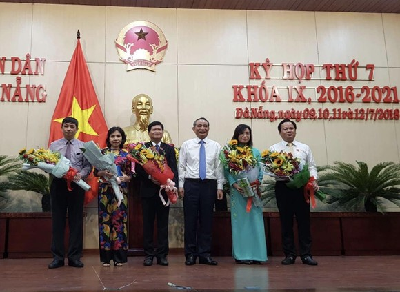 Bầu 3 vị trí lãnh đạo chủ chốt HĐND và UBND TP Đà Nẵng ảnh 4
