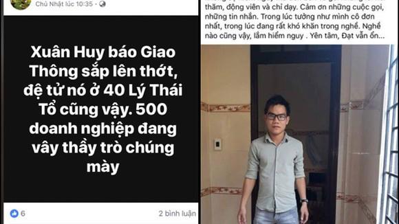 """Cơ quan CSĐT vào cuộc làm rõ chủ nhân trang Facebook """"Mai Bonsai"""""""