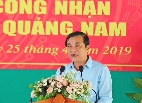 Khánh thành Bia lưu niệm Văn phòng Khu ủy Khu V ảnh 1