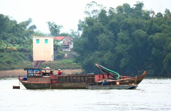Nhức nhối nạn khai thác cát ở Quảng Nam ảnh 2