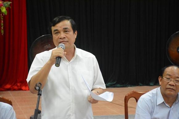 Quảng Nam: Tìm hướng giải quyết đảm bảo quyền lợi người dân mua đất dự án ảnh 1