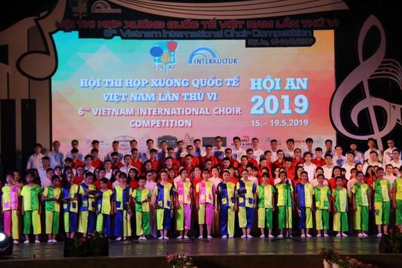 21 đoàn tham dự Hội thi Hợp xướng quốc tế Việt Nam lần 6 ảnh 1