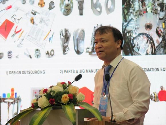 Hơn 350 doanh nghiệp tham gia 'Hội nghị kết nối công nghiệp hỗ trợ - Đà Nẵng 2019' ảnh 1