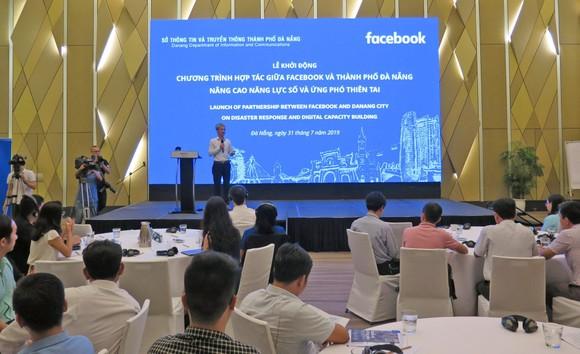 Đà Nẵng hợp tác với facebook để nâng cao năng lực số và ứng phó thiên tai ảnh 1