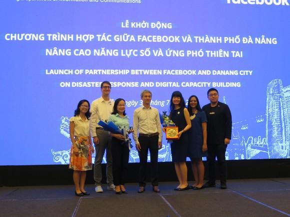 Đà Nẵng hợp tác với facebook để nâng cao năng lực số và ứng phó thiên tai ảnh 5