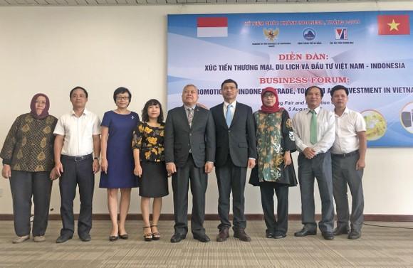 Tăng cường xúc tiến thương mại, du lịch và đầu tư Việt Nam- Indonesia ảnh 1