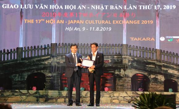 Giao lưu văn hóa Hội An - Nhật Bản lần thứ 17 ảnh 2
