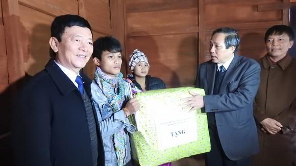 Quảng Bình khánh thành 37 căn nhà cho đồng bào A Rem, Ma Coong đón tết Kỷ Hợi ảnh 1