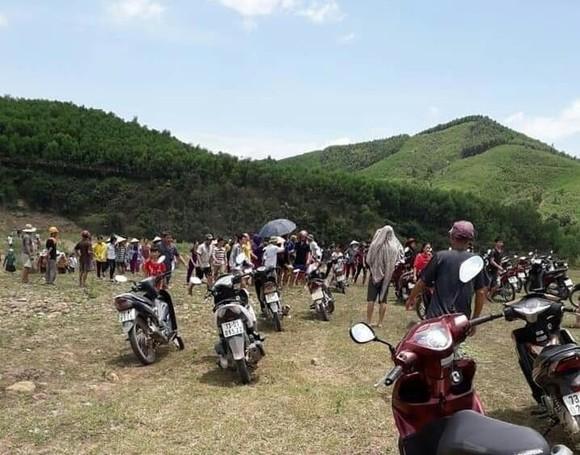 Quảng Bình: Tắm sông sau lễ tổng kết năm học, 3 nữ sinh tử vong ảnh 1