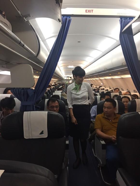 Bamboo Airways khởi hành chuyến bay thương mại đầu tiên ảnh 2