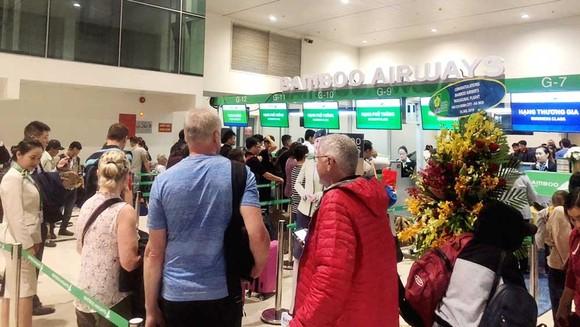 Bamboo Airways khởi hành chuyến bay thương mại đầu tiên ảnh 1