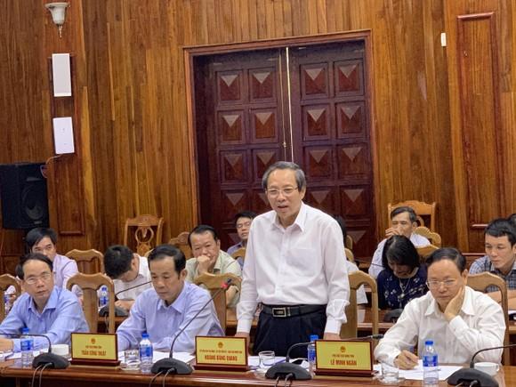 Quyết liệt tháo gỡ khó khăn cho dự án FLC Quảng Bình  ảnh 2