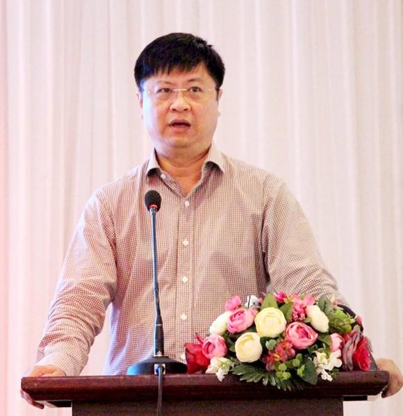 Bộ Nội vụ trả lời chất vấn của ĐBQH về việc luân chuyển ông Trương Quang Hoài Nam ảnh 1