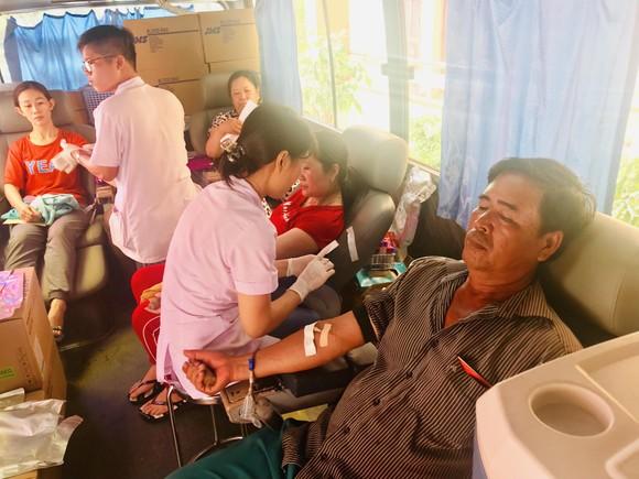 Phát động Ngày toàn dân hiến máu tình nguyện năm 2019 ảnh 1