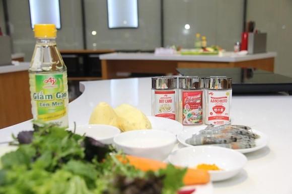 Công thức hạnh phúc cùng Ajinomoto Cooking Studio ảnh 1