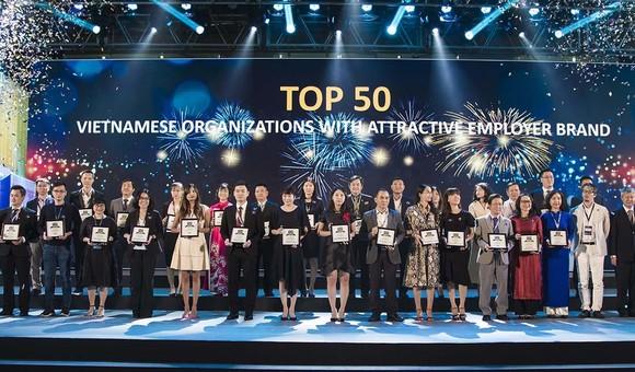 Công ty CP Tập đoàn Xây dựng Hòa Bình 4 năm liêp tiếp đạt Top 100 nơi làm việc tốt nhất ảnh 2