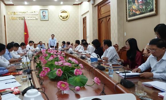 Dự án Cao tốc Trung Lương - Mỹ Thuận: Ngân hàng làm khó? ảnh 1