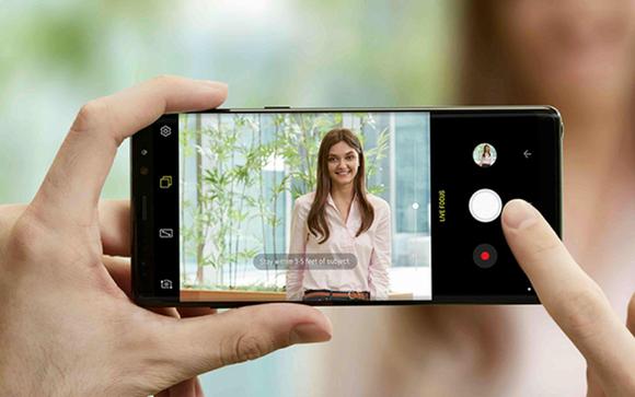 Mua Galaxy Note 8 công ty, giảm thêm 4 triệu đồng tại Di Động Việt ảnh 2