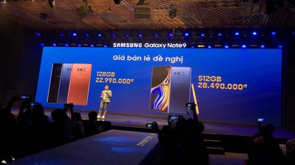 Galaxy Note 9 rẻ hơn mức giá dự kến ảnh 1