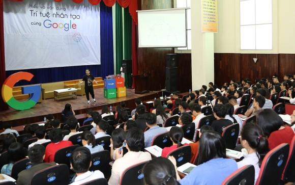 Chuyên gia của Google giới thiệu về AI