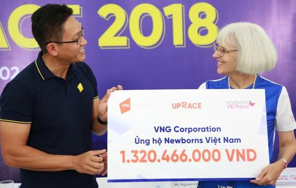 UPRACE 2018 gây quỹ hơn 3,5 tỷ đồng ảnh 2